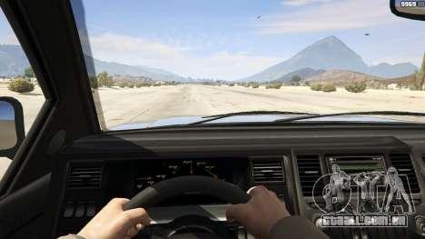 GTA 5 GTA 4 Contender voltar vista