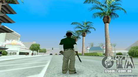 Timecyc & Colormod para GTA San Andreas terceira tela