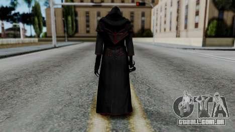 RE4 Monster Right Salazar Skin para GTA San Andreas terceira tela