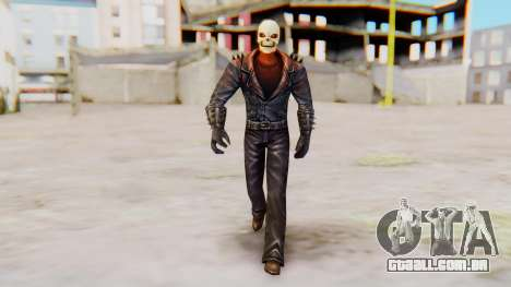 Marvel Future Fight - Ghost Rider para GTA San Andreas segunda tela