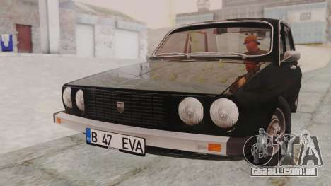 Dacia 1310 1979 para GTA San Andreas traseira esquerda vista