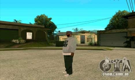 FAM1 para GTA San Andreas segunda tela