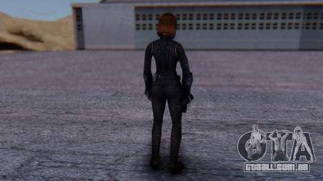 Marvel Future Fight - Daisy Johnson (Quake AOS3) para GTA San Andreas terceira tela