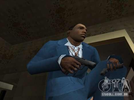Um conjunto de armas russas para GTA San Andreas nono tela