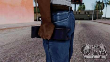 Vice City Beta Stun Gun para GTA San Andreas terceira tela