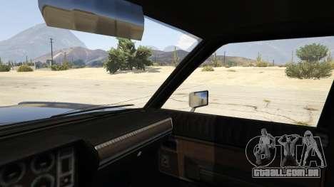 GTA 5 GTA 4 Marbella traseira direita vista lateral