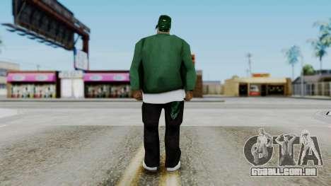New Fam1 para GTA San Andreas terceira tela