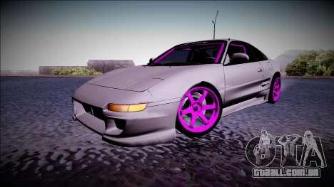 Toyota MR2 Drift Monster Energy para GTA San Andreas