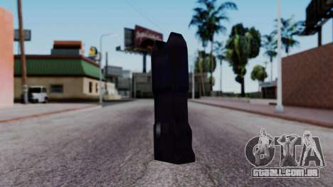 Vice City Beta Stun Gun para GTA San Andreas