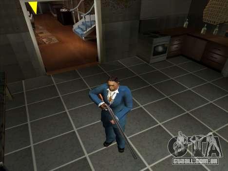 Um conjunto de armas russas para GTA San Andreas décima primeira imagem de tela