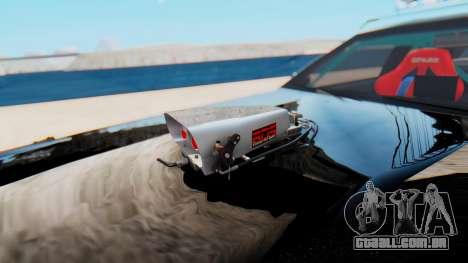 Virgo v3.0 Final para GTA San Andreas vista interior