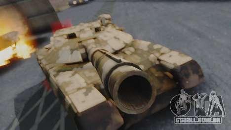 T-100 Varsuk para GTA San Andreas vista direita