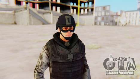 The Amazing Spider-Man 2 Game - Soldier para GTA San Andreas