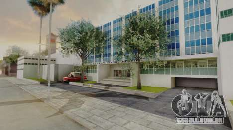 Hospital LS para GTA San Andreas segunda tela