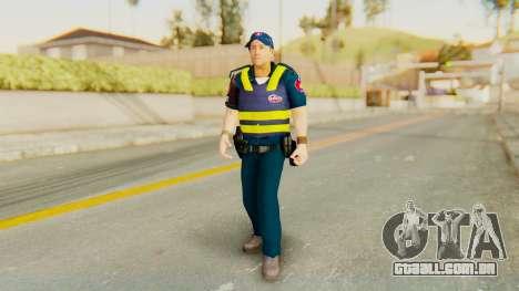 Csher para GTA San Andreas segunda tela