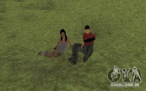 Viagem 1.0 para GTA San Andreas terceira tela