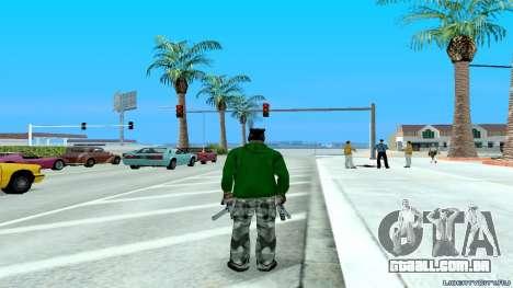 Timecyc & Colormod para GTA San Andreas segunda tela