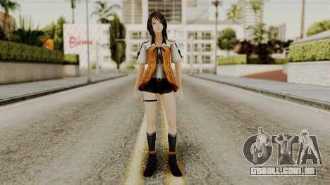 Fatal Frame 5 Yuri para GTA San Andreas segunda tela