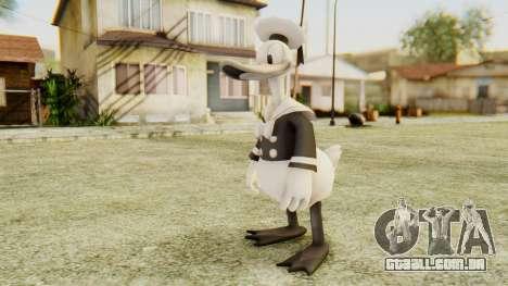 Kingdom Hearts 2 Donald Duck Timeless River v1 para GTA San Andreas segunda tela