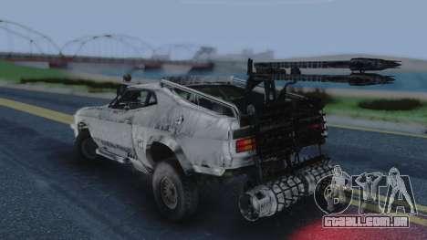 Razor Cola v1.0 para GTA San Andreas esquerda vista