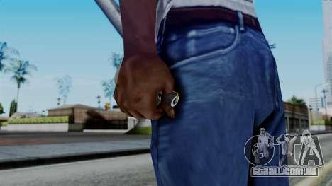 CoD Black Ops 2 - Semtex para GTA San Andreas terceira tela