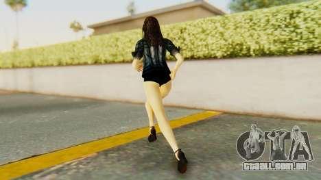 Esa para GTA San Andreas terceira tela