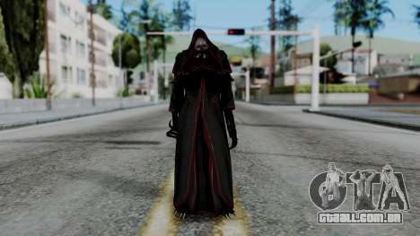 RE4 Monster Right Salazar Skin para GTA San Andreas segunda tela