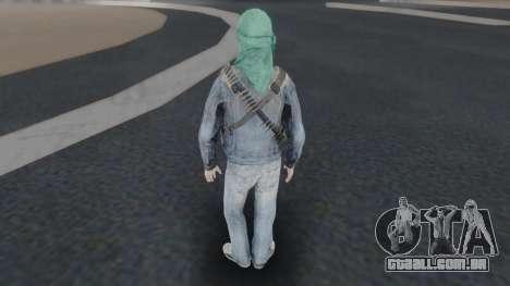 Somalia Militia para GTA San Andreas terceira tela