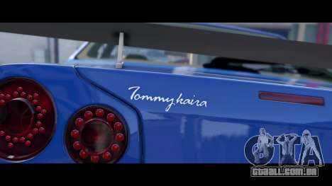 GTA 5 Nissan Skyline R34 Tommy Kaira voltar vista