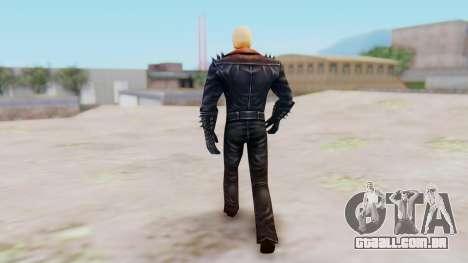 Marvel Future Fight - Ghost Rider para GTA San Andreas terceira tela