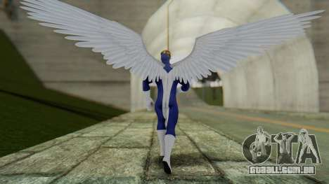 Marvel Heroes - Angel para GTA San Andreas terceira tela