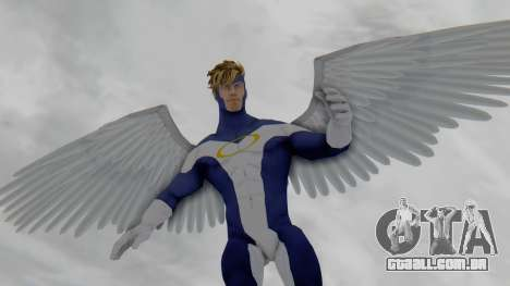 Marvel Heroes - Angel para GTA San Andreas