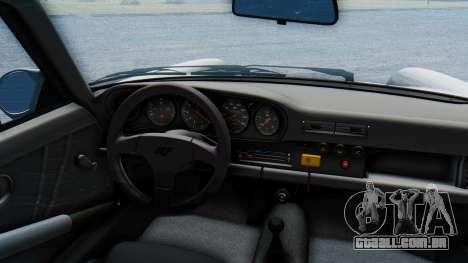 RUF CTR Yellowbird 1987 v1.1 Another Edition para GTA San Andreas vista traseira
