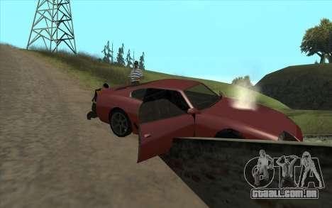 Viagem 1.0 para GTA San Andreas segunda tela