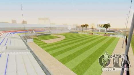 Stadium LV para GTA San Andreas por diante tela