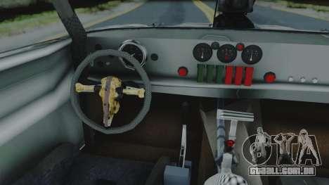 Razor Cola v1.0 para GTA San Andreas vista traseira