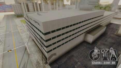 Hospital LS para GTA San Andreas terceira tela