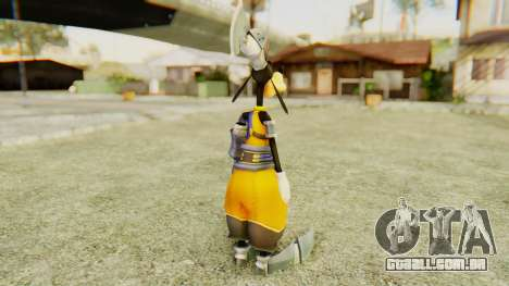 Kingdom Hearts 1 Goofy Disney Castle para GTA San Andreas terceira tela