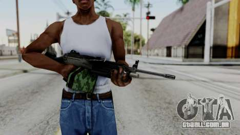 MG4 para GTA San Andreas terceira tela