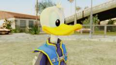Kingdom Hearts 2 Donald Duck Default v2 para GTA San Andreas