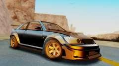 GTA 5 Karin Sultan RS Carbon IVF