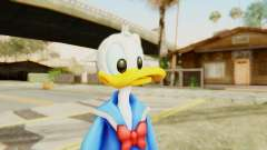 Kingdom Hearts 2 Donald Duck v2 para GTA San Andreas