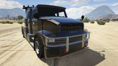 Police Towtruck para GTA 5