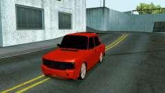 VAZ 2107 Rang Rover Edition