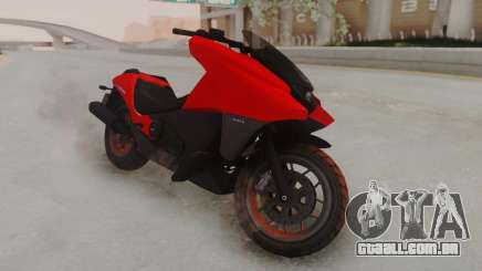 GTA 5 Dinka Vindicator IVF para GTA San Andreas