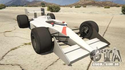 McLaren MP 44 para GTA 5