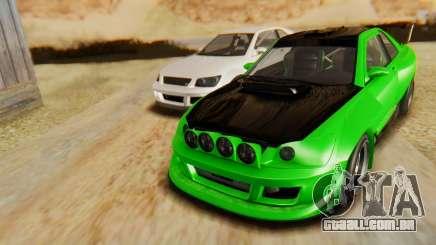 GTA 5 Karin Sultan RS IVF para GTA San Andreas