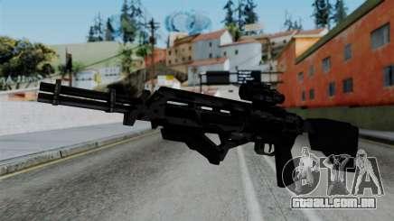 CoD Black Ops 2 - Storm PSR para GTA San Andreas