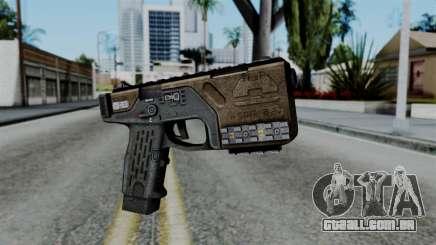 CoD Black Ops 2 - KAP-40 para GTA San Andreas