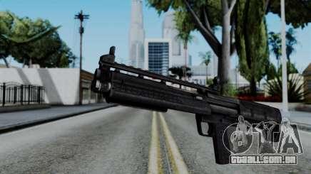 CoD Black Ops 2 - KSG para GTA San Andreas